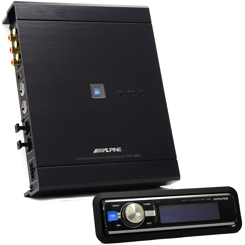 Alpine Processors