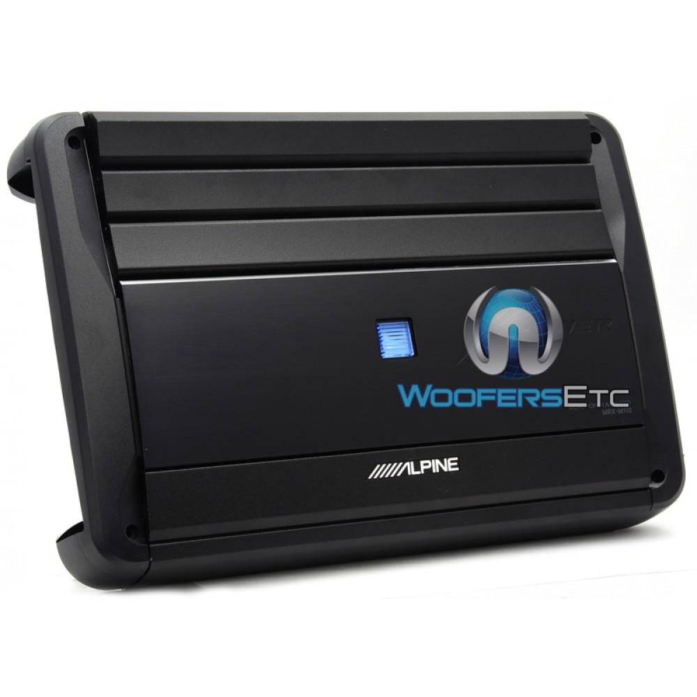 Alpine Amplifiers