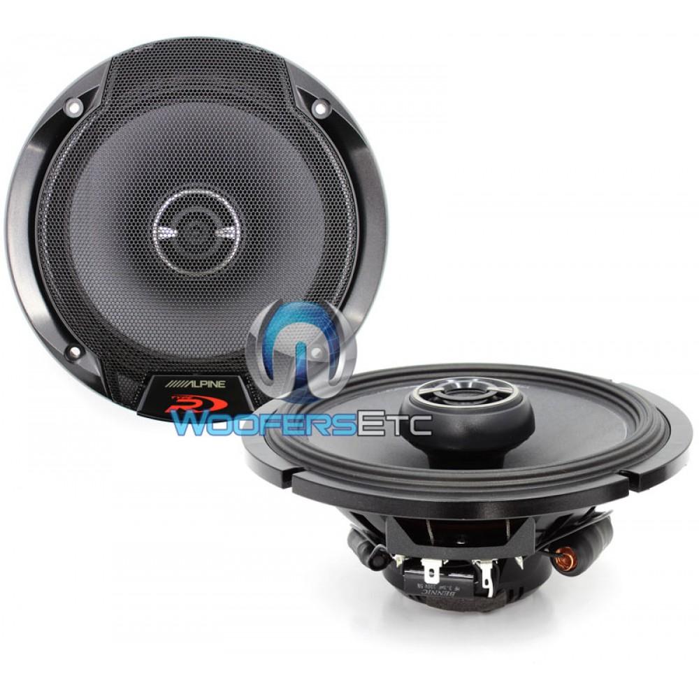 Alpine Speakers