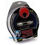 RE Audio Installation Accessories