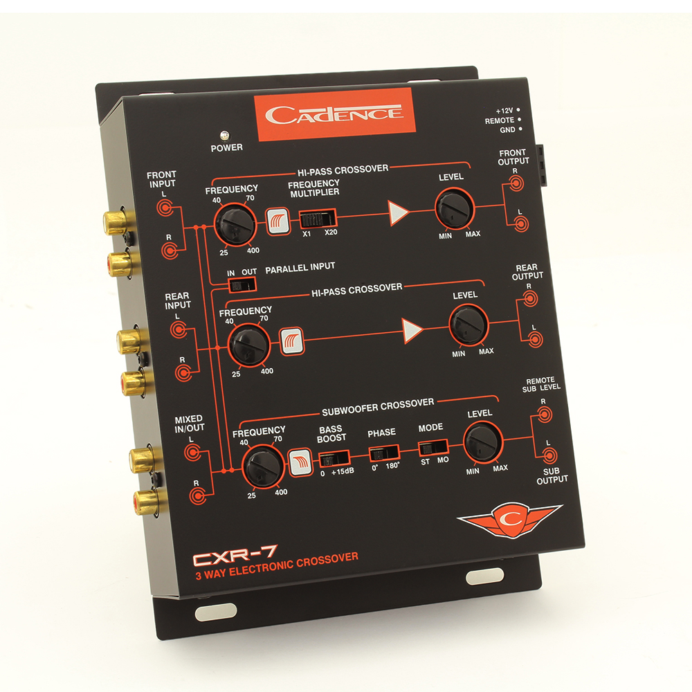 Cadence Processors