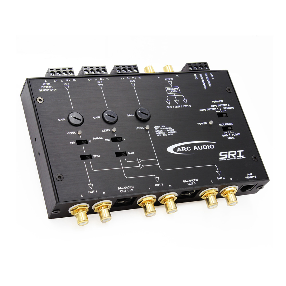 ARC Audio Processors