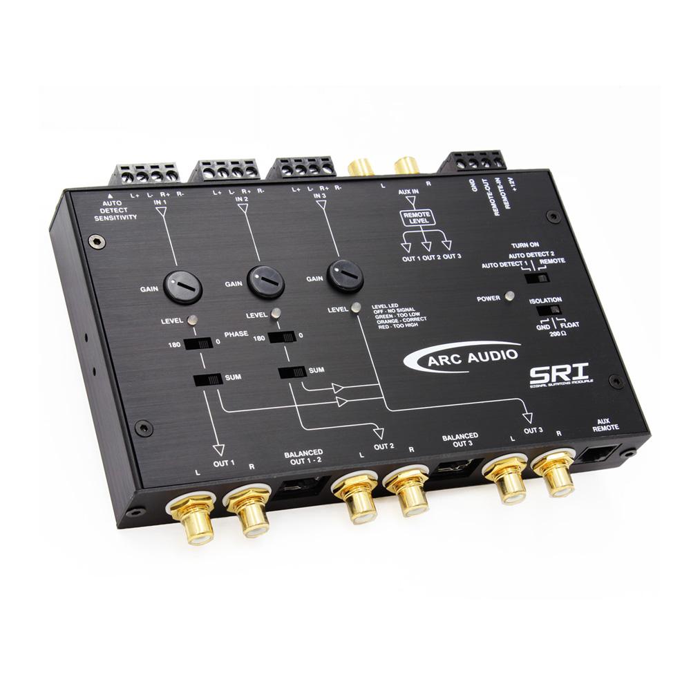 ARC Audio Processors