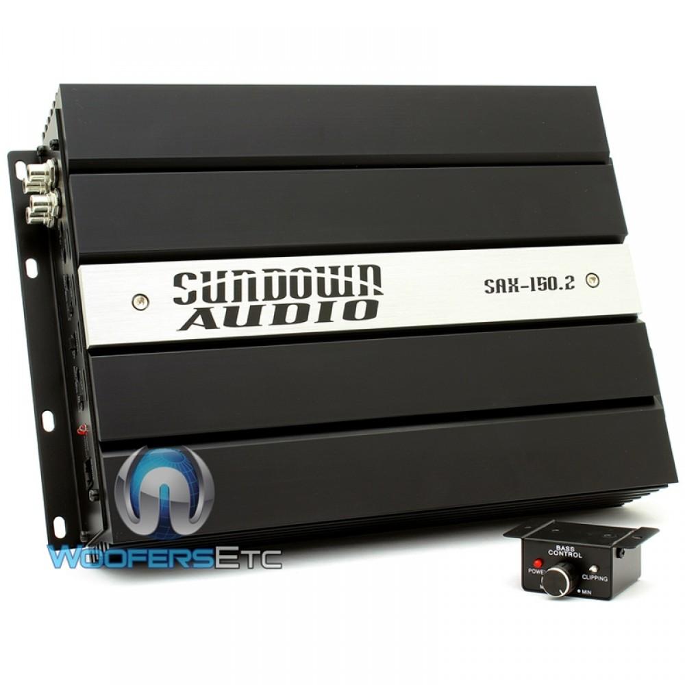 Sundown Audio Amplifiers