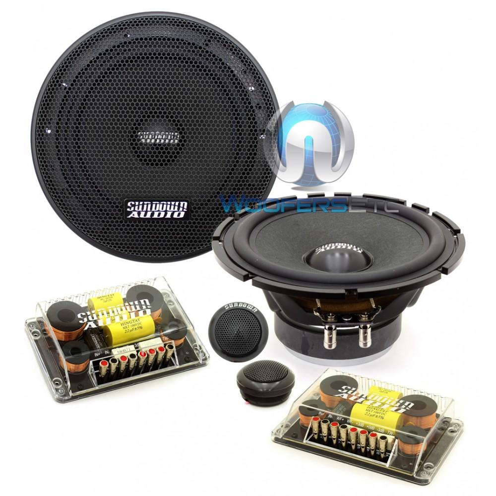 Sundown Audio Speakers