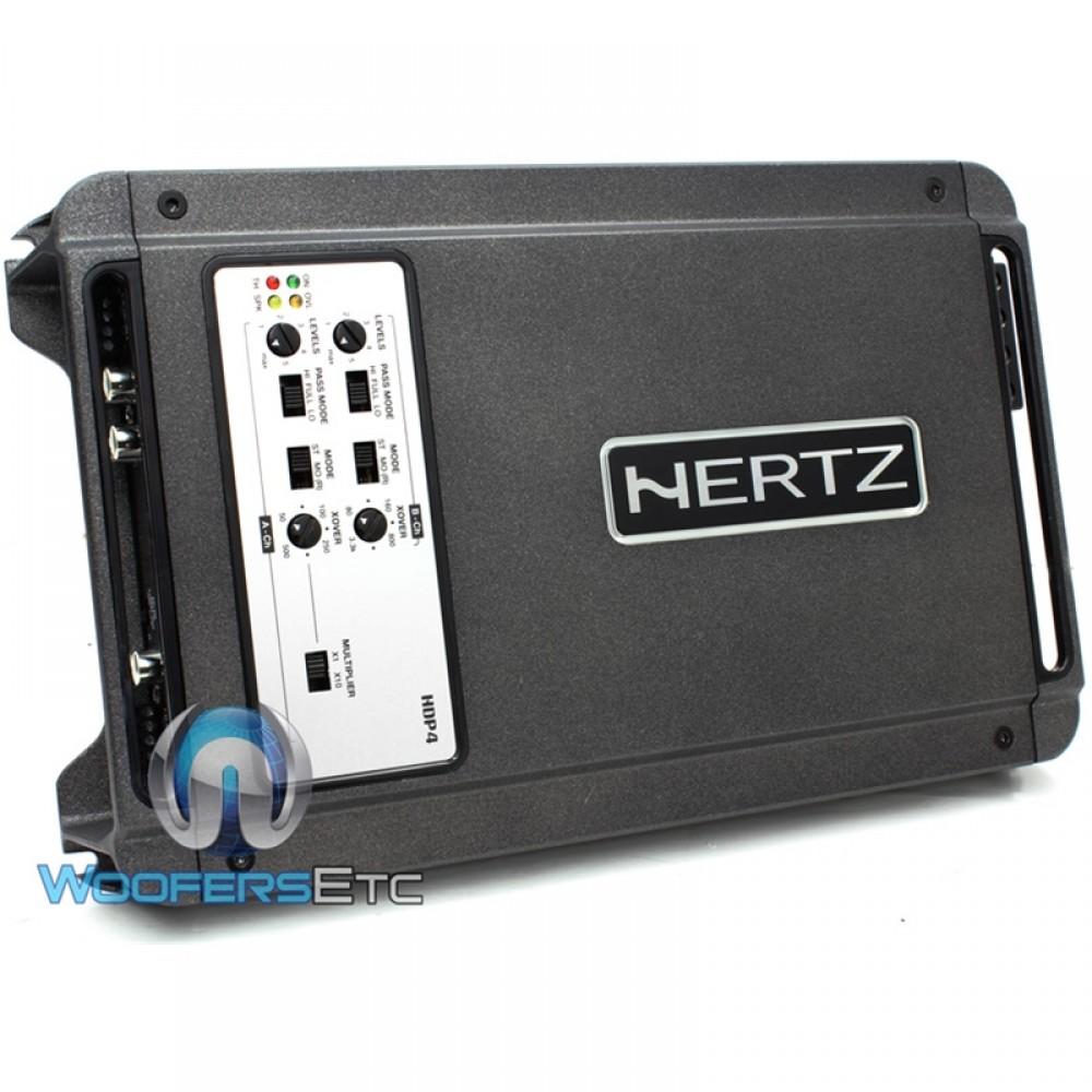 Hertz Amplifiers