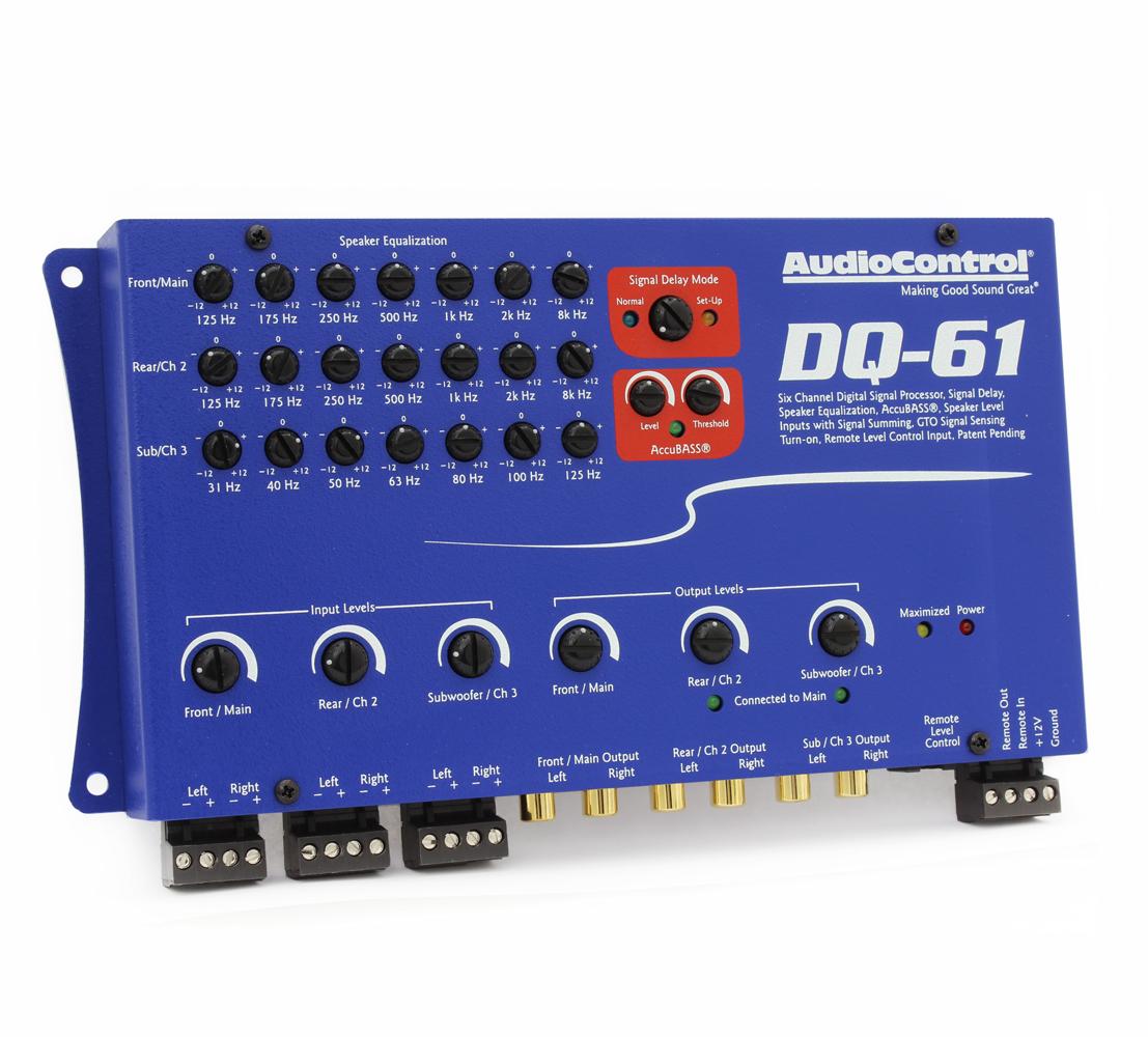 AudioControl Processors