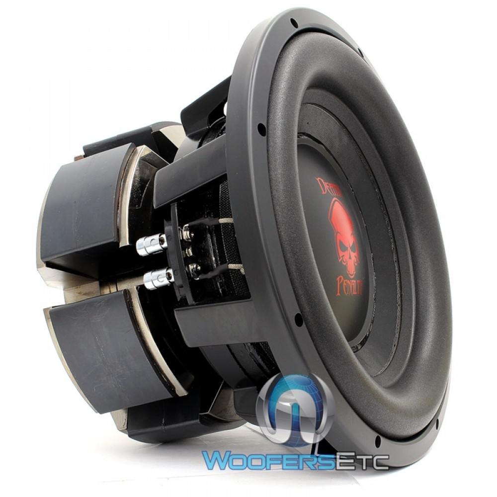Incriminator Audio Subwoofers
