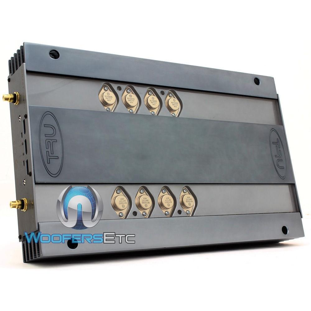 TRU Technology Amplifiers