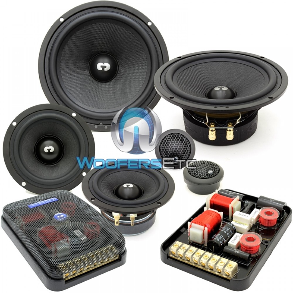 CDT Audio Speakers