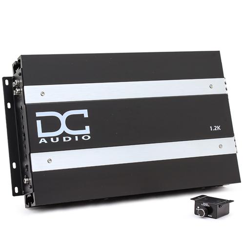 DC Audio Amplifiers
