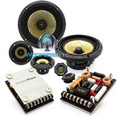 Precision Power Speakers