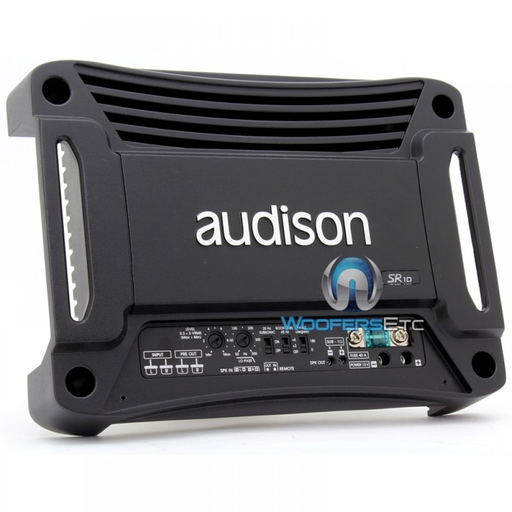 Audison Amplifiers