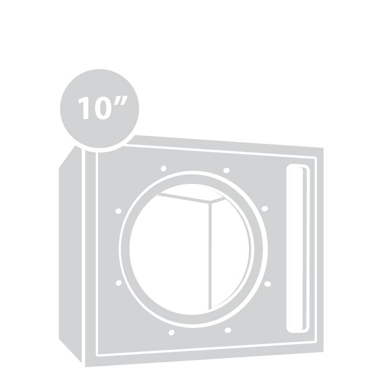 """10"""" Enclosures"""