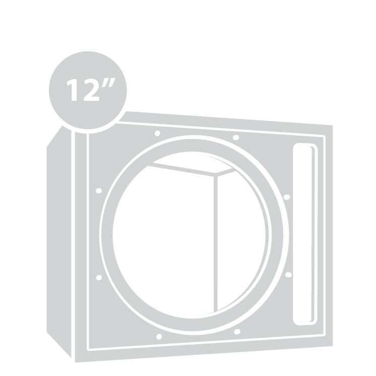 """12"""" Enclosures"""