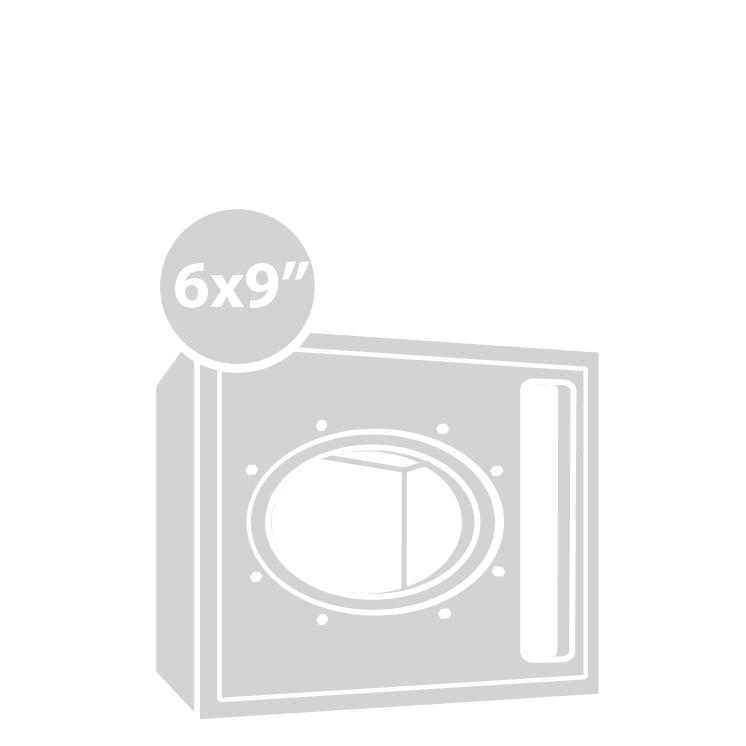 """6"""" x 9"""" Enclosures"""