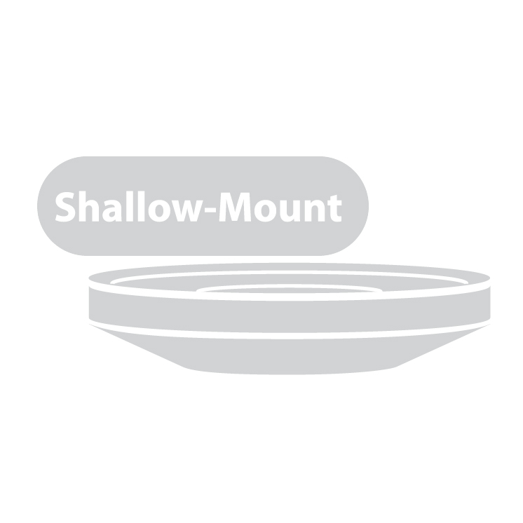 Shallow-Mount Subwoofers