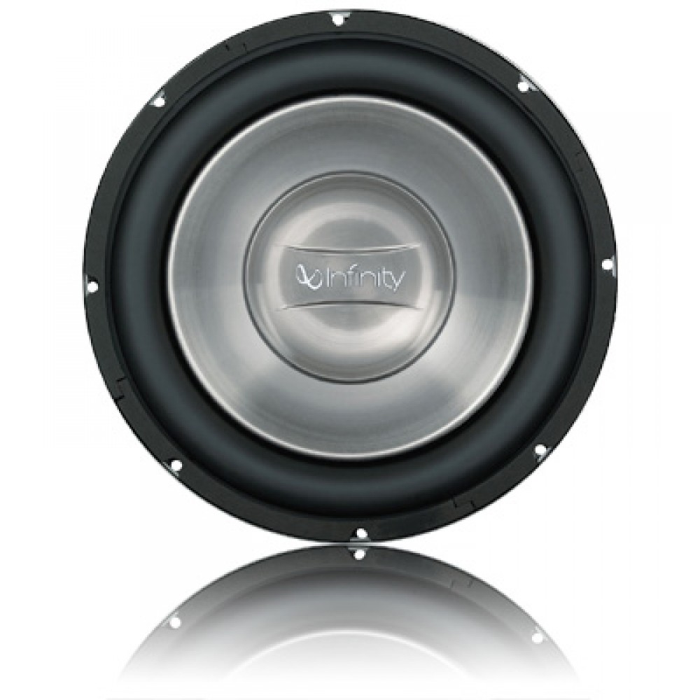 1060w Infinity 10 Quot Single 4 Ohm Reference Series Subwoofer