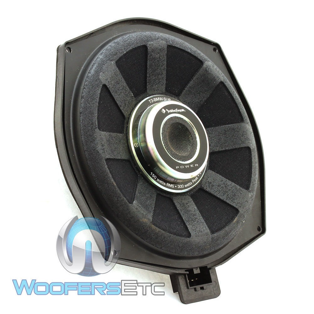 Rockford Fosgate T3 Bmw Sub 8 Inch 150 Watts Rms 4 Ohm