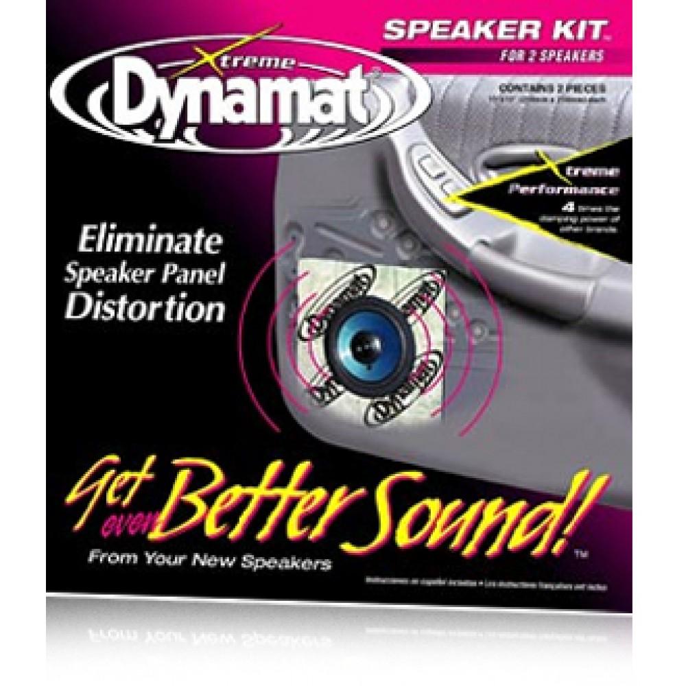 "10415 - Dynamat Xtreme Speaker Kit 10""x10"""