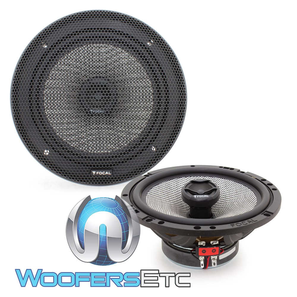 """Focal 165AC 6.5"""" 60W RMS 2-Way Access Series Coaxial Speaker"""