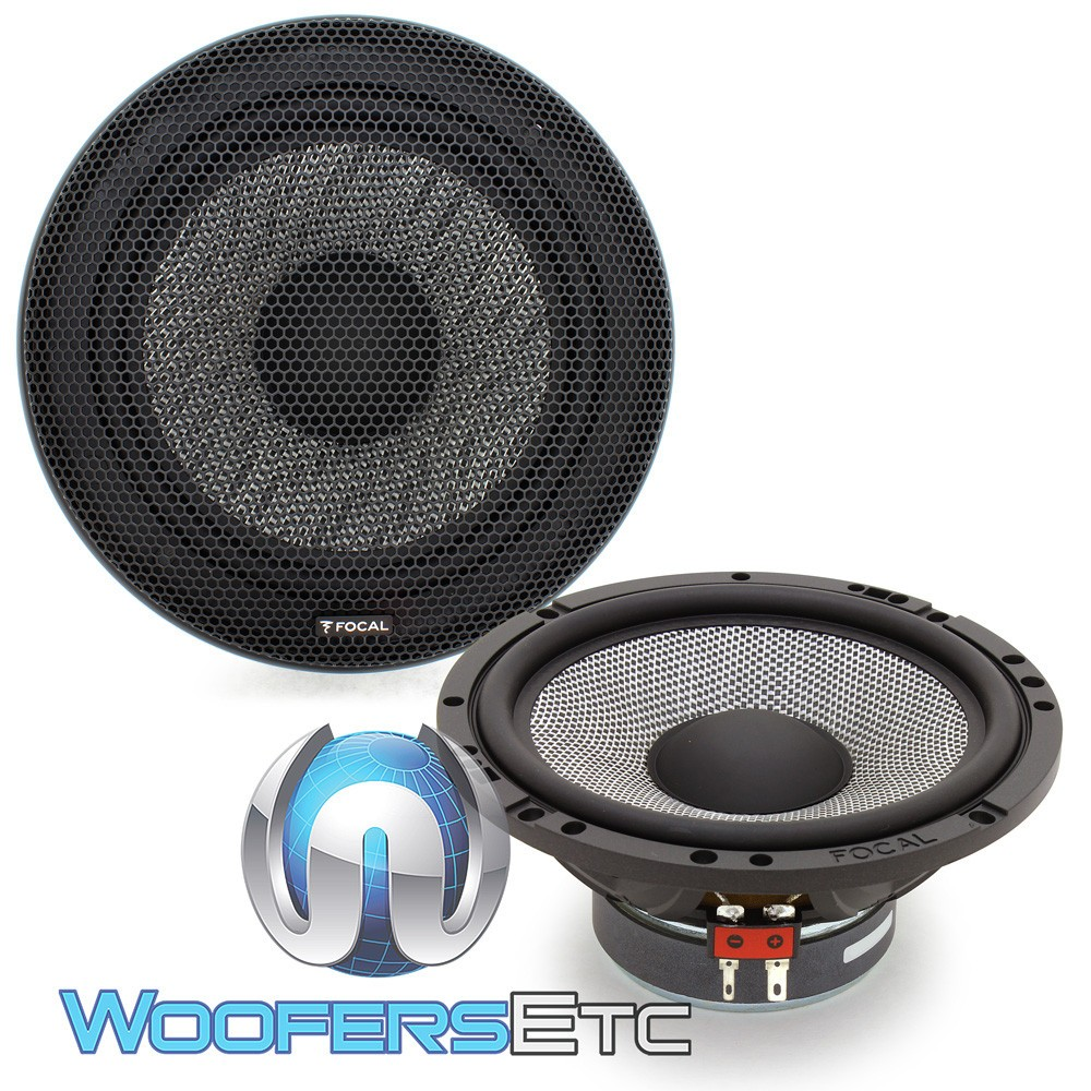 Focal 6as3 6 5 Quot Access Series Midbass Speaker From 165as3