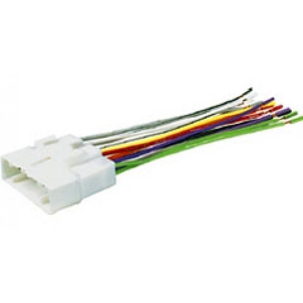 Harness - American International Stereo Installation Wiring Harness Adaptor