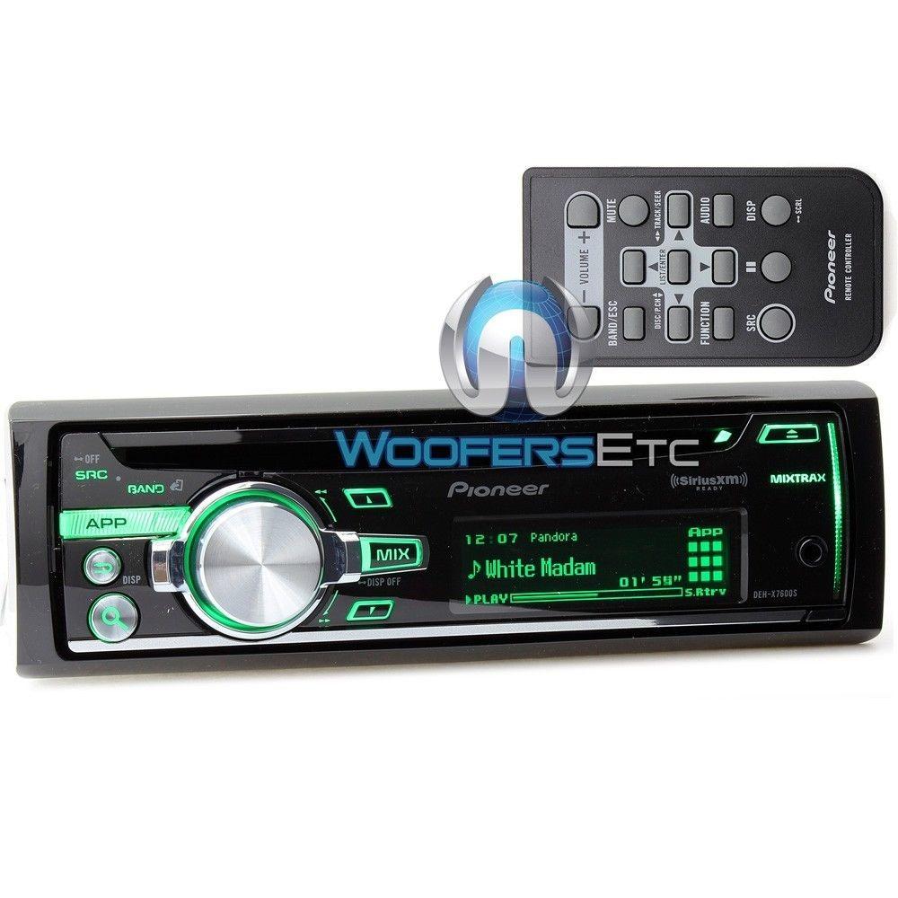 on Pioneer Hd Radio