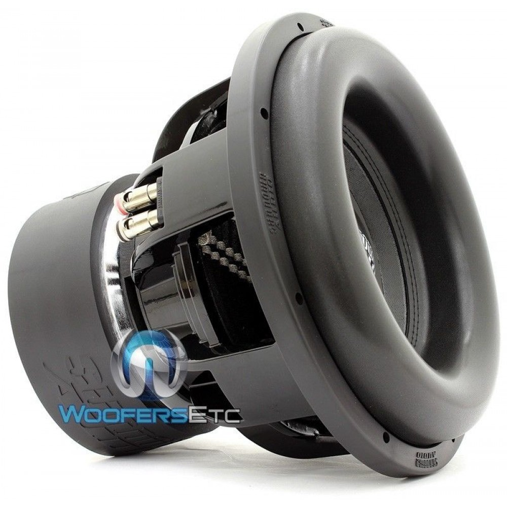 "Sundown Audio X-15 V.2 D2 15"" Dual 2-Ohm X V.2 Series Subwoofer"