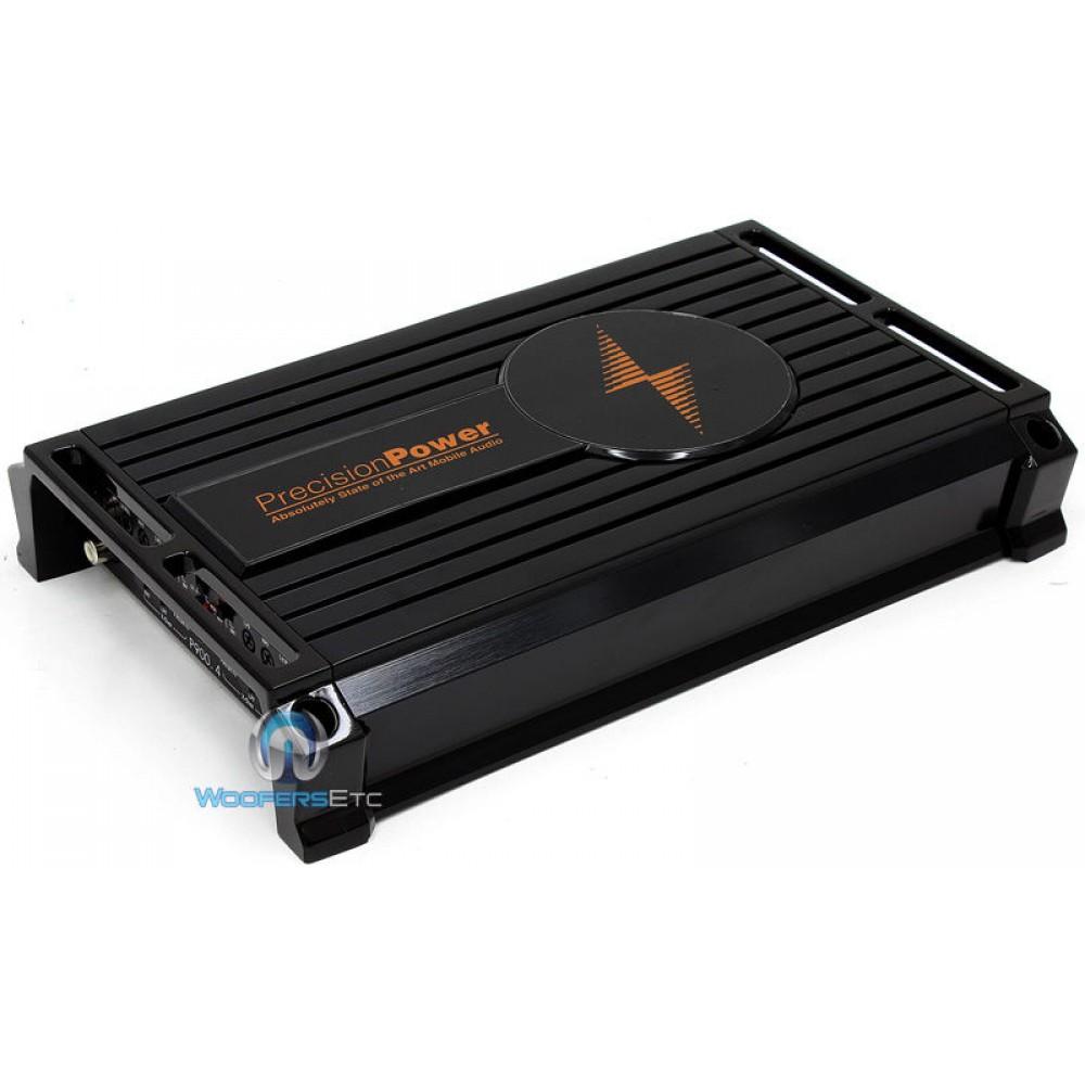 P900.4 - Precision Power 4-Channel 900 Watt Max Class D Amplifier
