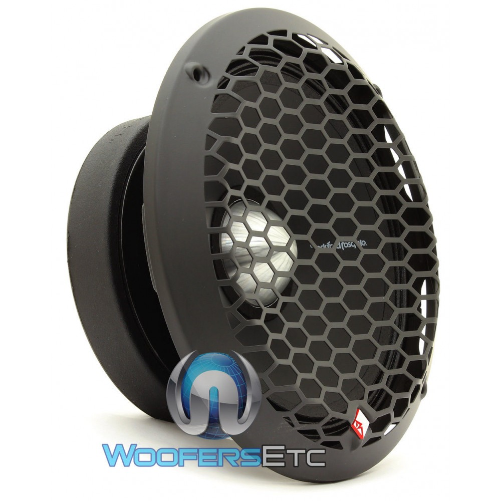 """PPS4-8 Rockford Fosgate 8"""" Punch Mid-Bass 4 Ohm Car Speaker Driver"""