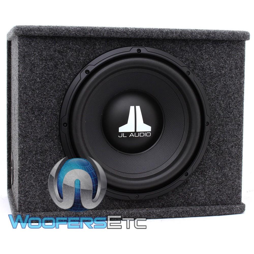 "CS112-WXV2 - JL Audio 200W WXv2 Series Single 12"" Loaded"