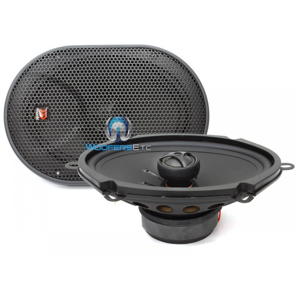 "Tempo 57C - Morel 5x7"" Integrated 2 Way Coaxial Speakers"