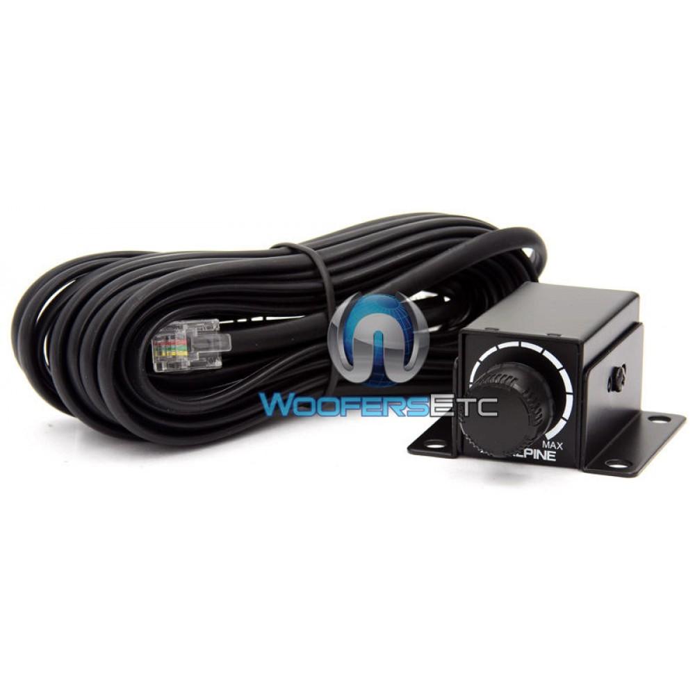 RUX-KNOB.2 - Alpine Remote Knob for New PDX Amplifiers