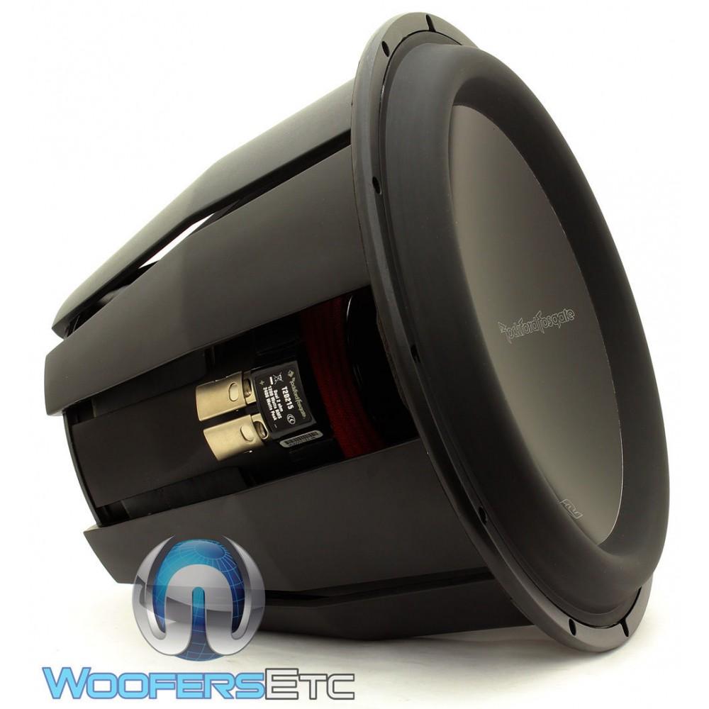rockford fosgate t2d215 15 inch 1200 watts rms dual 2 ohm. Black Bedroom Furniture Sets. Home Design Ideas