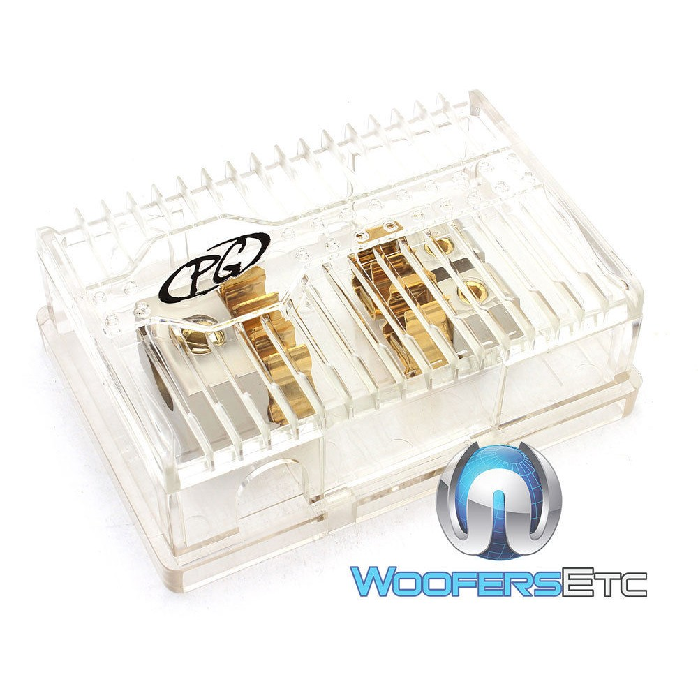 TXBB2 - Phoenix Gold 0 to 4 Awg Fused Distribution Block