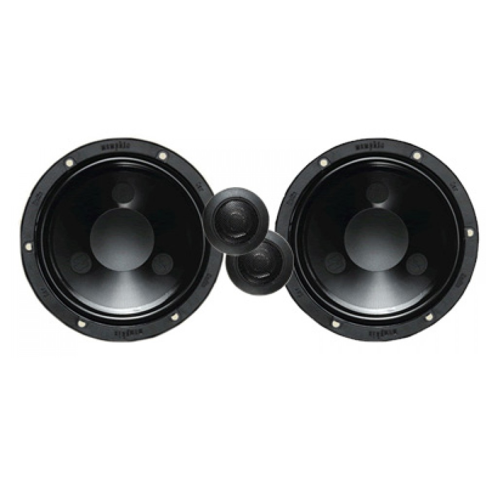 "15-PRCS6 - Memphis Power Reference 6.5"" Component Speaker"