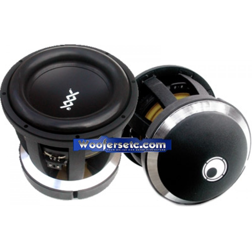 "XXX15 - RE Audio 15"" XXX Series Dual 2 Ohm Subwoofer"