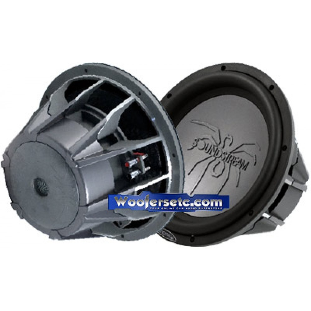 Rw 12 Soundstream 12 Quot 600 Watt Reference Series Subwoofer