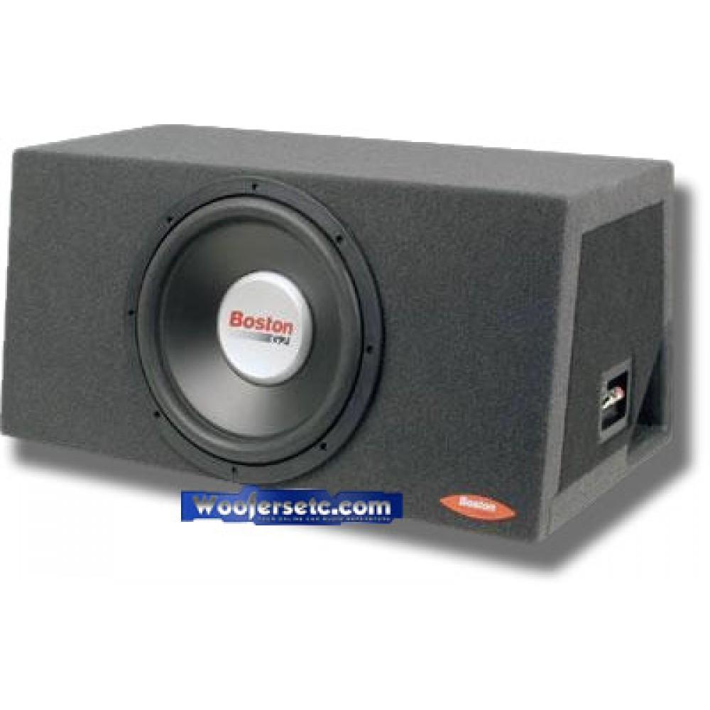 G212ps Boston Acoustics 12 Subwoofer Box W G212 44 Mmats Car Audio