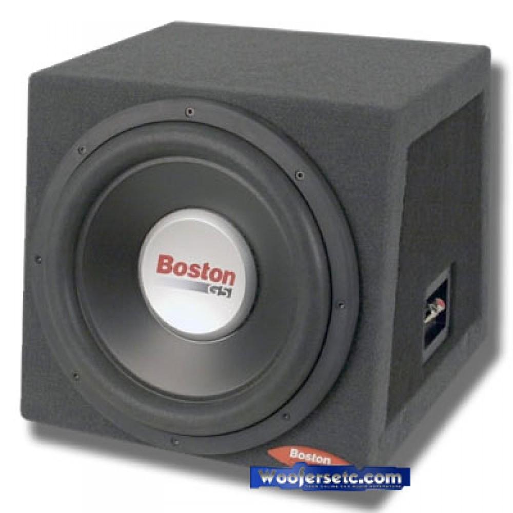 g512rs boston acoustics sealed 12 subwoofer box w g512 44 subwoofer. Black Bedroom Furniture Sets. Home Design Ideas
