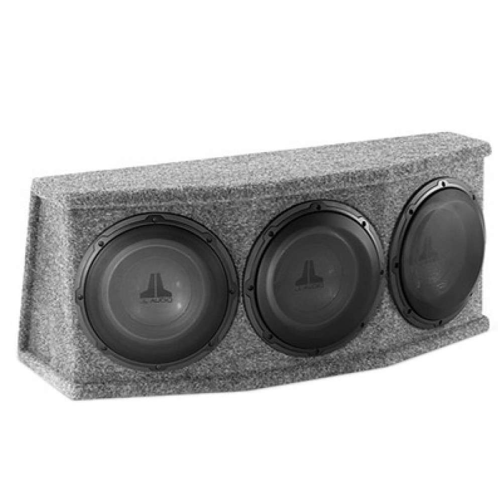 7378_4 w1v2 jl audio three 10w1v2 8 sub in high output enclosure  at mifinder.co