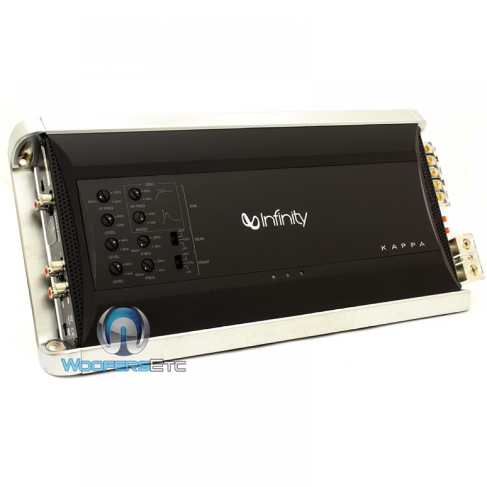 Kappa5 Infinity Kappa 5 Channel 500 Watt Amplifier