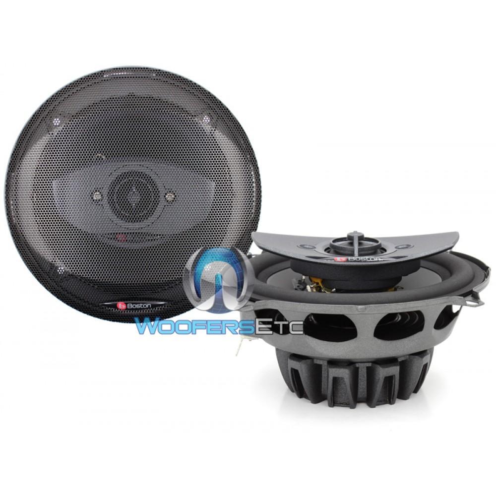 Boston Acoustics Sr Car Speaker Review