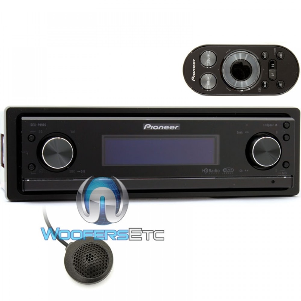 dex p99rs pioneer full din radio cd mp3 player usb. Black Bedroom Furniture Sets. Home Design Ideas