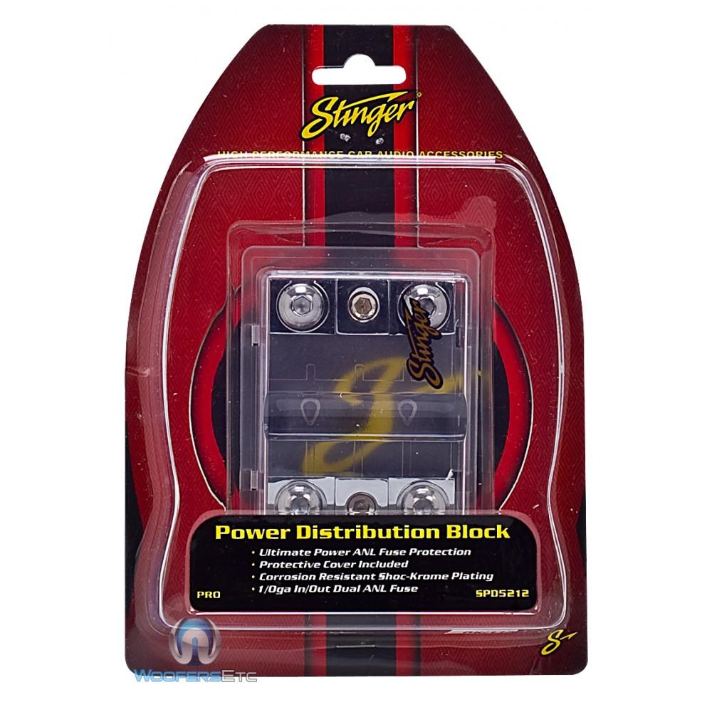 SPD5212 - Stinger Power Distribution Block