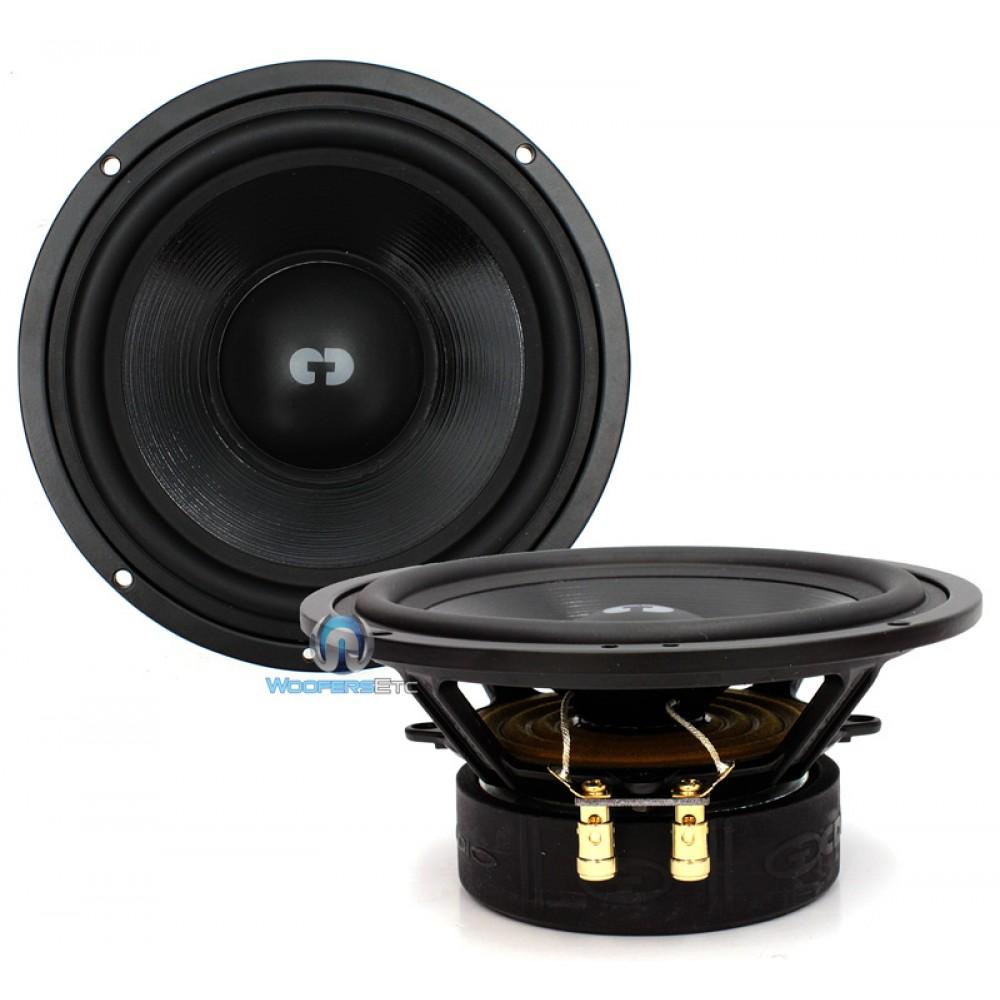 """HD-6MSUB - CDT Audio 6.5"""" Cast Sub Drivers"""