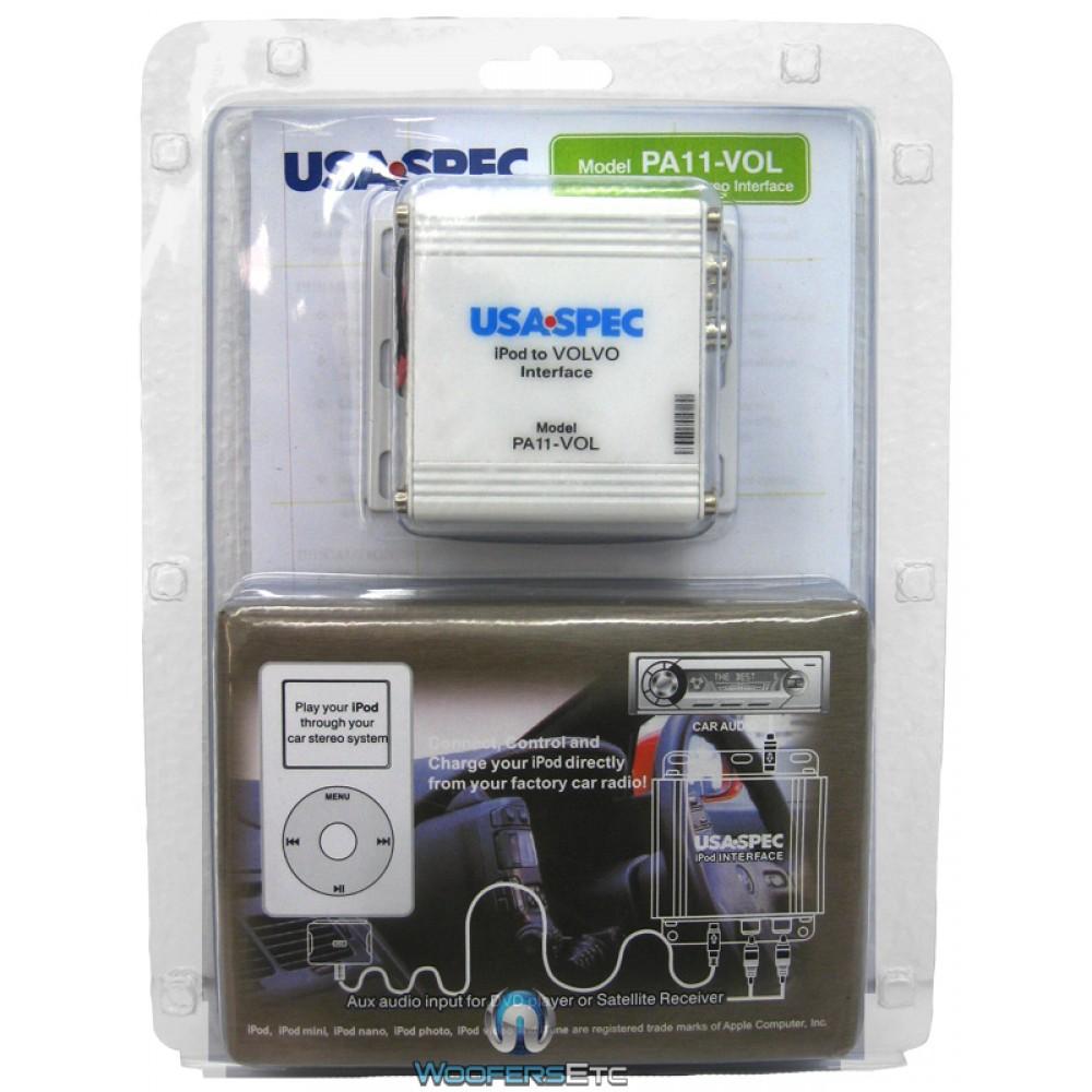 PA11-VOL - USA Spec iPod to Volvo Car Stereo Interface