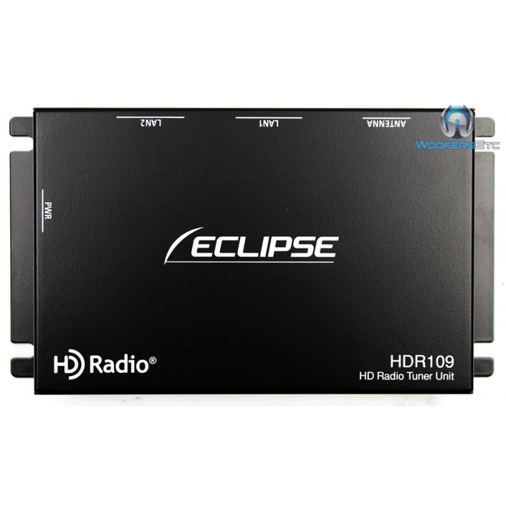 Hdr109 Eclipse Hd Radio Add On Tuner For Select In Dash Avn6620 Wiring Diagram Receivers