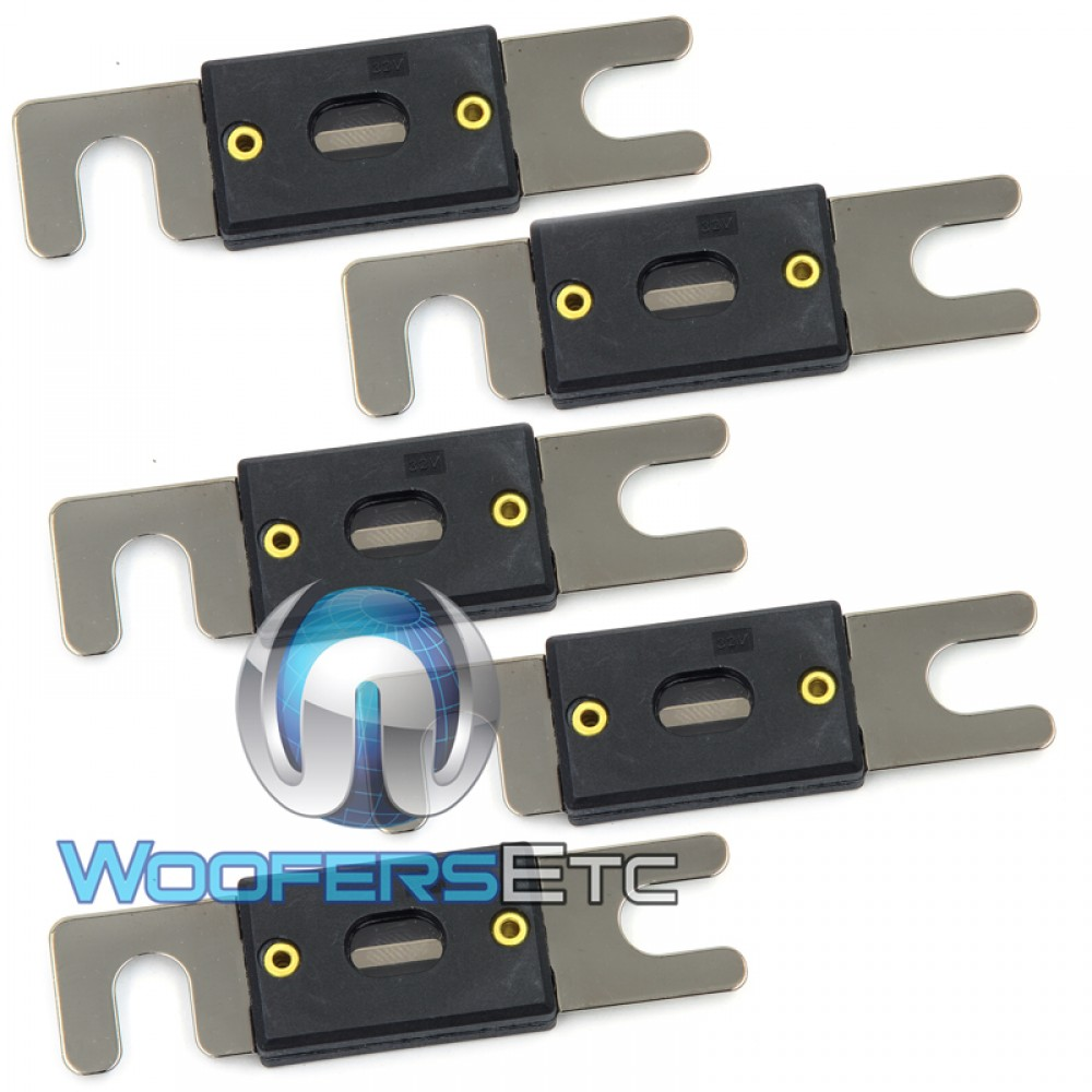 150A - DEI 32V 5 Pieces Fuse